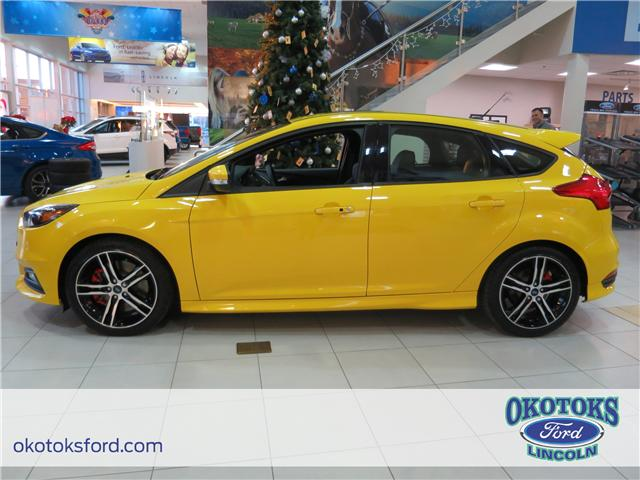 2017 Ford Focus ST Base (Stk: H-1698) in Okotoks - Image 2 of 6