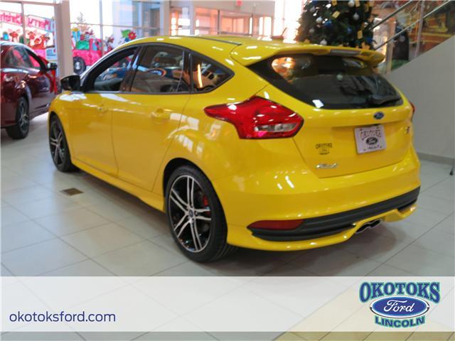 2017 Ford Focus ST Base (Stk: H-1698) in Okotoks - Image 3 of 6