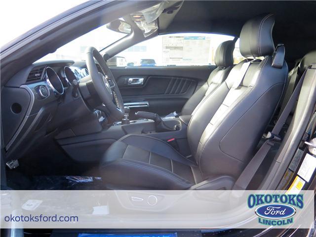 2017 Ford Mustang EcoBoost Premium (Stk: HK-205) in Okotoks - Image 5 of 5
