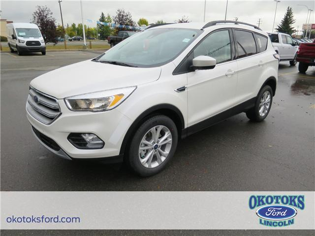 2018 Ford Escape SE (Stk: JK-35) in Okotoks - Image 1 of 5