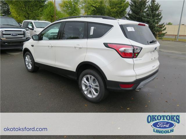 2018 Ford Escape SE (Stk: JK-35) in Okotoks - Image 3 of 5