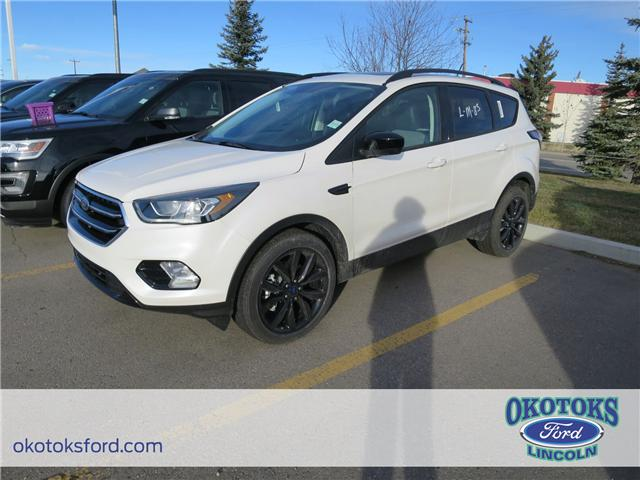 2018 Ford Escape SE (Stk: JK-95) in Okotoks - Image 1 of 5