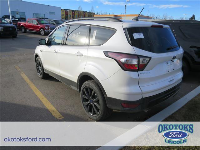 2018 Ford Escape SE (Stk: JK-95) in Okotoks - Image 3 of 5