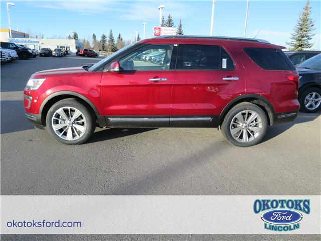 2018 Ford Explorer Limited (Stk: JK-64) in Okotoks - Image 2 of 5