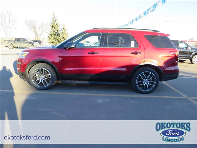 2018 Ford Explorer Sport (Stk: JK-73) in Okotoks - Image 2 of 5