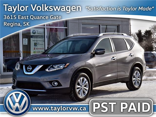 2014 Nissan Rogue SV (Stk: P1802091) in Regina - Image 1 of 32