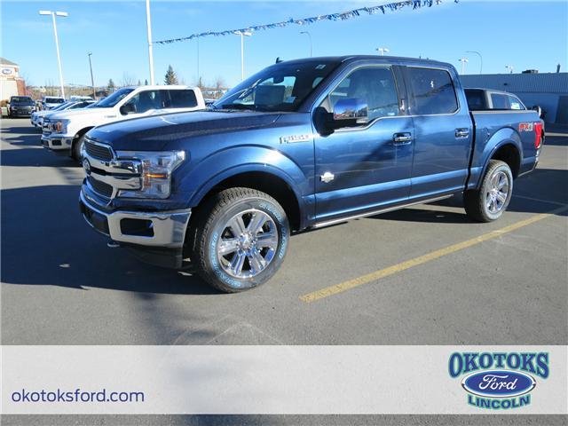 2018 Ford F-150 King Ranch (Stk: JK-61) in Okotoks - Image 1 of 5
