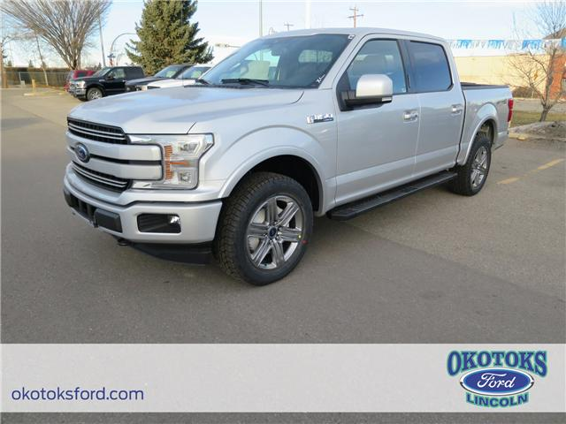2018 Ford F-150 Lariat (Stk: JK-103) in Okotoks - Image 1 of 5
