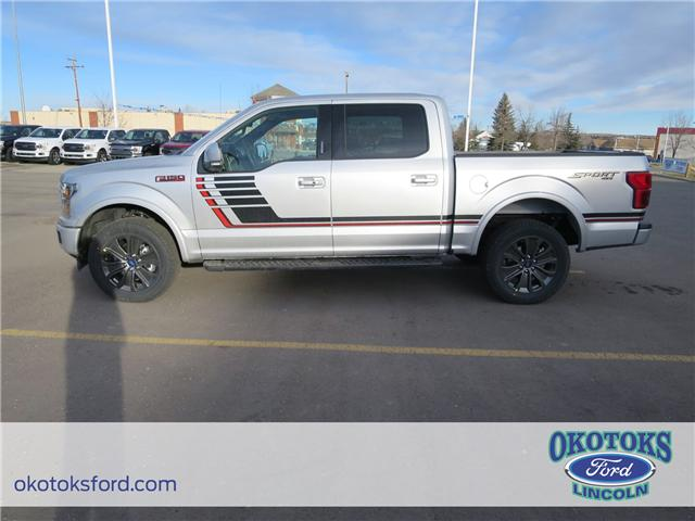 2018 Ford F-150 Lariat (Stk: JK-104) in Okotoks - Image 2 of 6