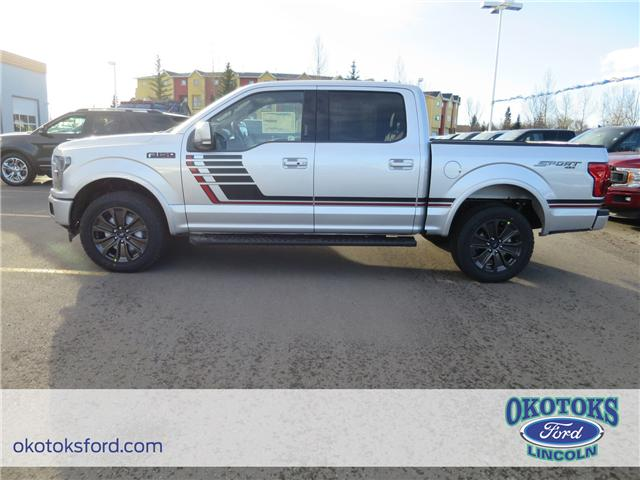 2018 Ford F-150 Lariat (Stk: JK-105) in Okotoks - Image 2 of 5