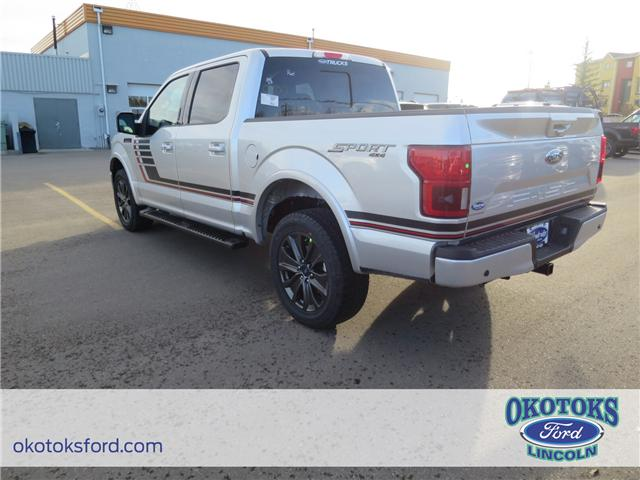 2018 Ford F-150 Lariat (Stk: JK-105) in Okotoks - Image 3 of 5