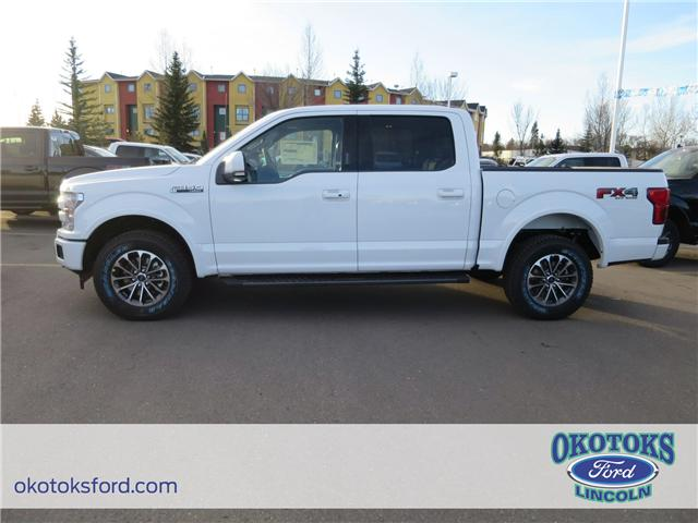 2018 Ford F-150 Lariat (Stk: JK-99) in Okotoks - Image 2 of 5