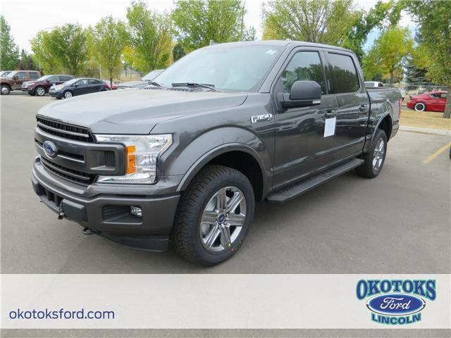 2018 Ford F-150 XLT (Stk: JK-21) in Okotoks - Image 1 of 5