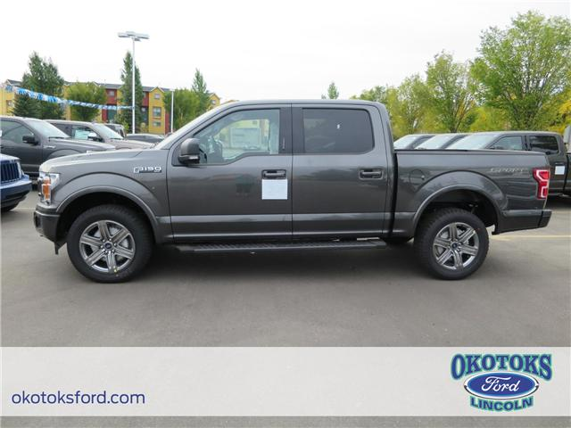 2018 Ford F-150 XLT (Stk: JK-21) in Okotoks - Image 2 of 5