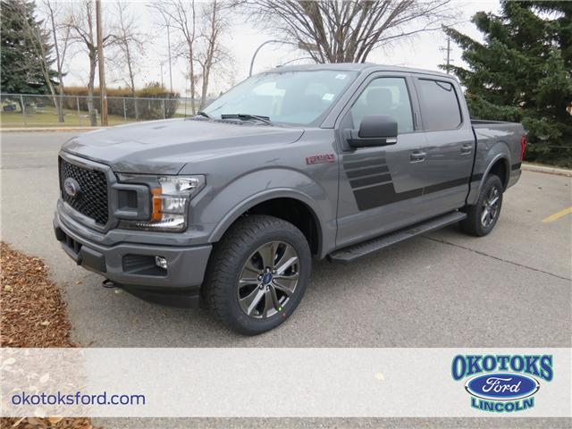 2018 Ford F-150 XLT (Stk: JK-42) in Okotoks - Image 1 of 5