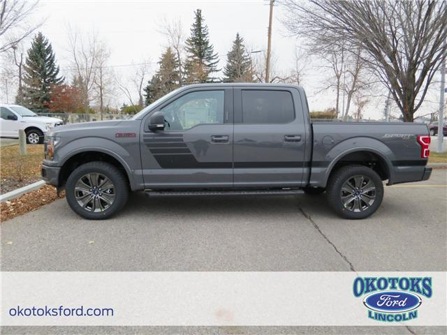 2018 Ford F-150 XLT (Stk: JK-42) in Okotoks - Image 2 of 5