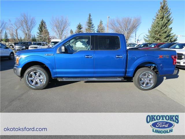 2018 Ford F-150 XLT (Stk: JK-45) in Okotoks - Image 2 of 5