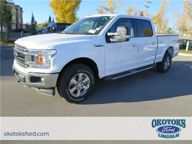 2018 Ford F-150 XLT (Stk: JK-09) in Okotoks - Image 1 of 5