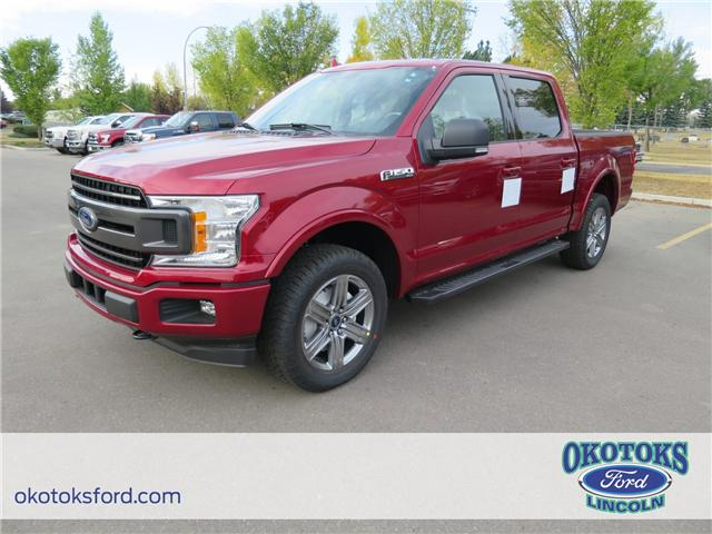 2018 Ford F-150 XLT (Stk: JK-10) in Okotoks - Image 1 of 5