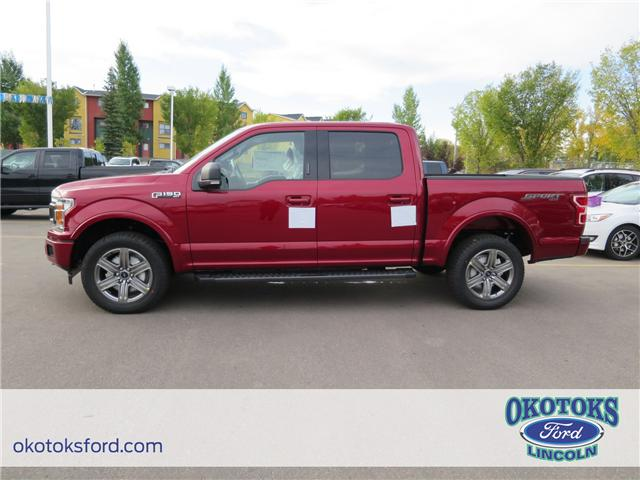 2018 Ford F-150 XLT (Stk: JK-10) in Okotoks - Image 2 of 5