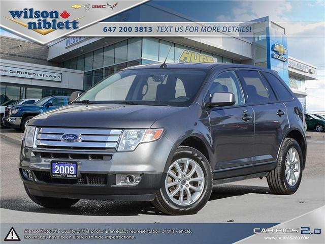 2009 Ford Edge SEL (Stk: UA97894) in Richmond Hill - Image 1 of 28