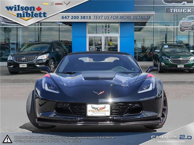 2017 Chevrolet Corvette Grand Sport (Stk: U102911) in Richmond Hill - Image 3 of 30