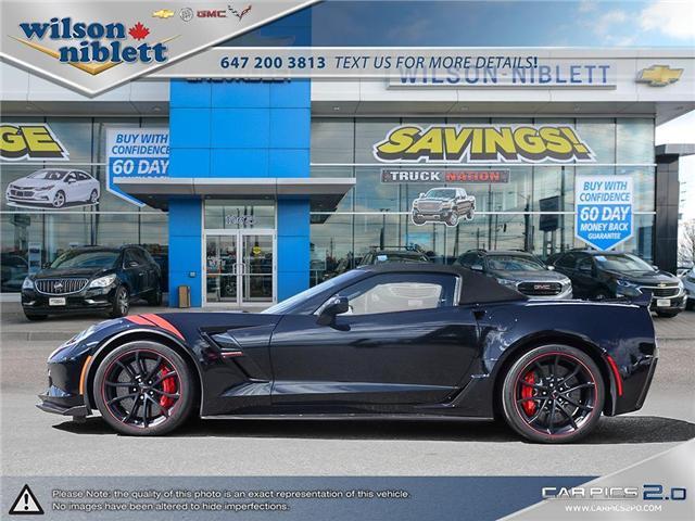 2017 Chevrolet Corvette Grand Sport (Stk: U102911) in Richmond Hill - Image 5 of 30