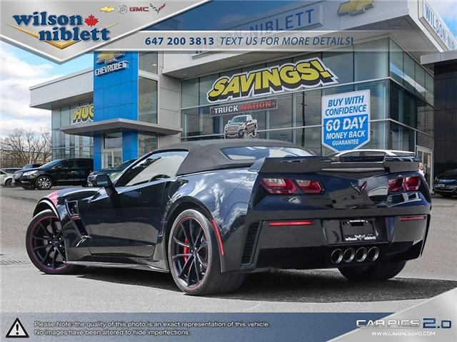 2017 Chevrolet Corvette Grand Sport (Stk: U102911) in Richmond Hill - Image 7 of 30