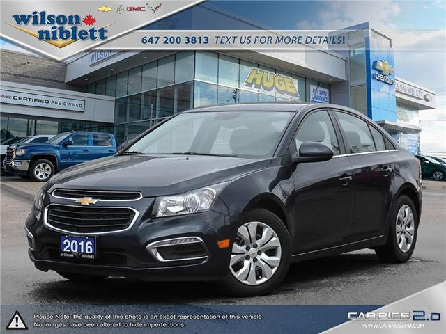 2016 Chevrolet Cruze Limited 1LT (Stk: P136113) in Richmond Hill - Image 1 of 29