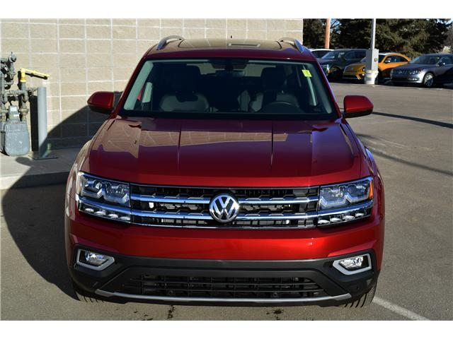 2018 Volkswagen Atlas 3.6 FSI Highline (Stk: 180258) in Regina - Image 2 of 35