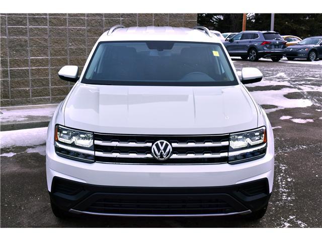 2018 Volkswagen Atlas 3.6 FSI Trendline (Stk: 180257) in Regina - Image 2 of 33