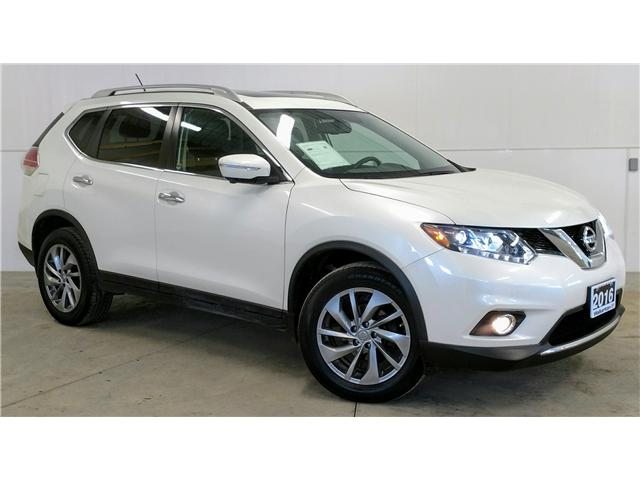 2015 Nissan Rogue SL (Stk: P7124A) in Kincardine - Image 2 of 29