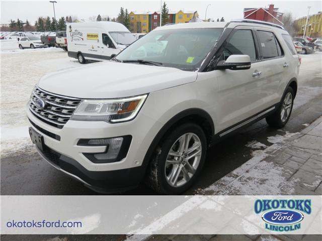 2016 Ford Explorer Limited (Stk: B82932) in Okotoks - Image 1 of 26