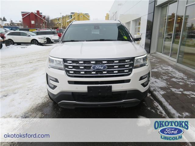 2016 Ford Explorer Limited (Stk: B82932) in Okotoks - Image 2 of 26