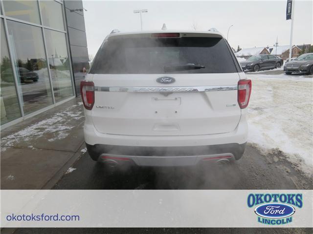 2016 Ford Explorer Limited (Stk: B82932) in Okotoks - Image 6 of 26