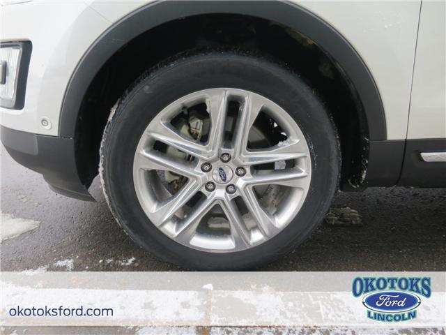 2016 Ford Explorer Limited (Stk: B82932) in Okotoks - Image 7 of 26