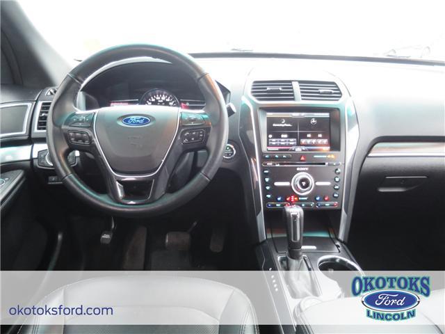 2016 Ford Explorer Limited (Stk: B82932) in Okotoks - Image 8 of 26