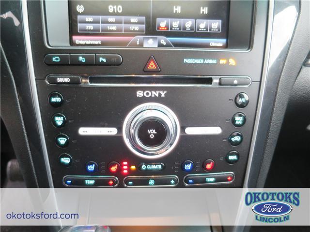 2016 Ford Explorer Limited (Stk: B82932) in Okotoks - Image 17 of 26