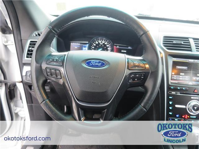 2016 Ford Explorer Limited (Stk: B82932) in Okotoks - Image 20 of 26