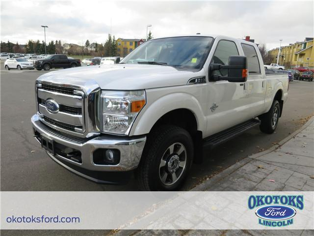 2016 Ford F-350 Lariat (Stk: HK-488A) in Okotoks - Image 1 of 23