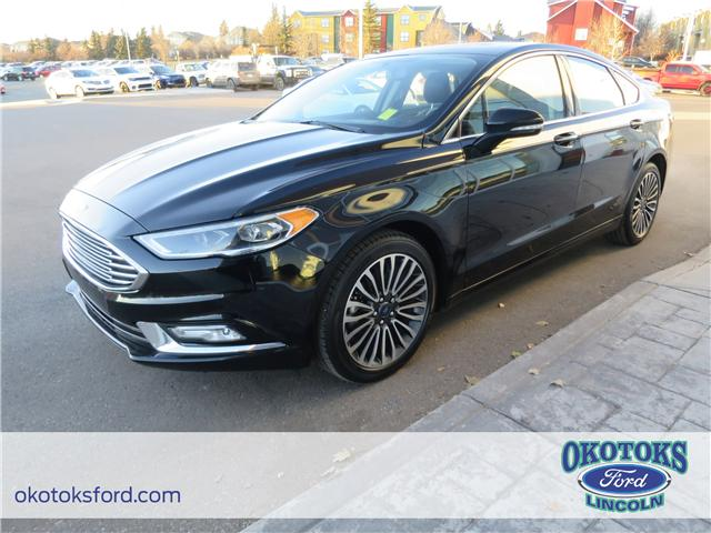 2017 Ford Fusion SE (Stk: B82948) in Okotoks - Image 1 of 21