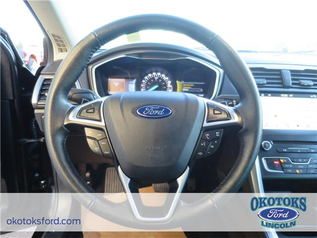 2017 Ford Fusion SE (Stk: B82948) in Okotoks - Image 17 of 21