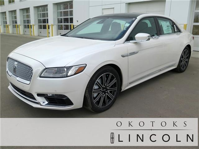2017 Lincoln Continental Reserve (Stk: H-353) in Okotoks - Image 1 of 6