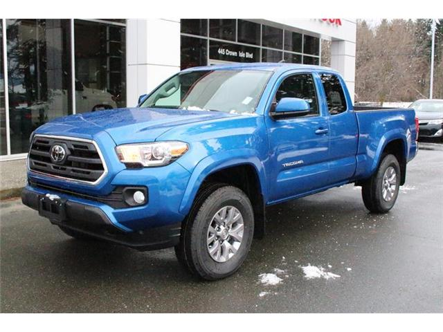2018 Toyota Tacoma  (Stk: 11604) in Courtenay - Image 6 of 24