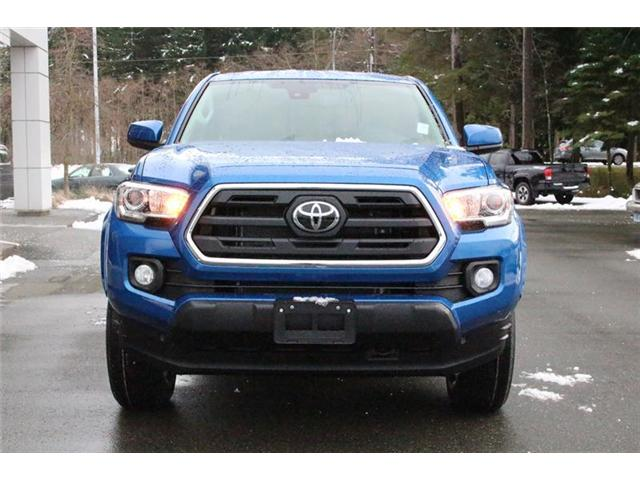 2018 Toyota Tacoma  (Stk: 11604) in Courtenay - Image 7 of 24