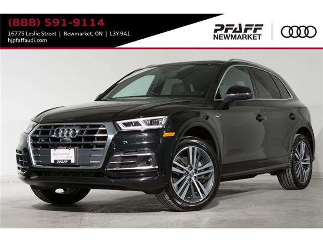 2018 Audi Q5 2.0T Technik (Stk: 52624) in Newmarket - Image 1 of 20