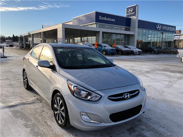 2017 Hyundai Accent SE (Stk: 37776) in Saskatoon - Image 1 of 23