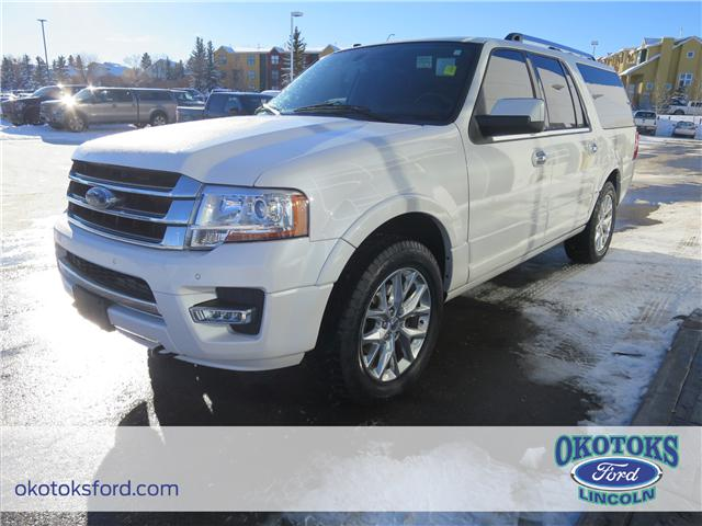 2015 Ford Expedition Max Limited (Stk: HK-1108A) in Okotoks - Image 1 of 25