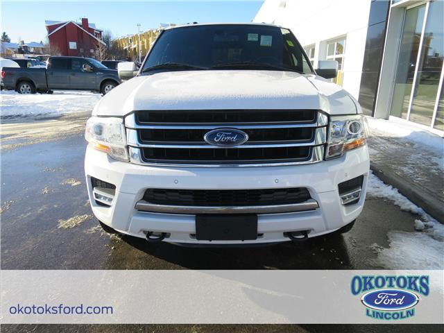 2015 Ford Expedition Max Limited (Stk: HK-1108A) in Okotoks - Image 2 of 25