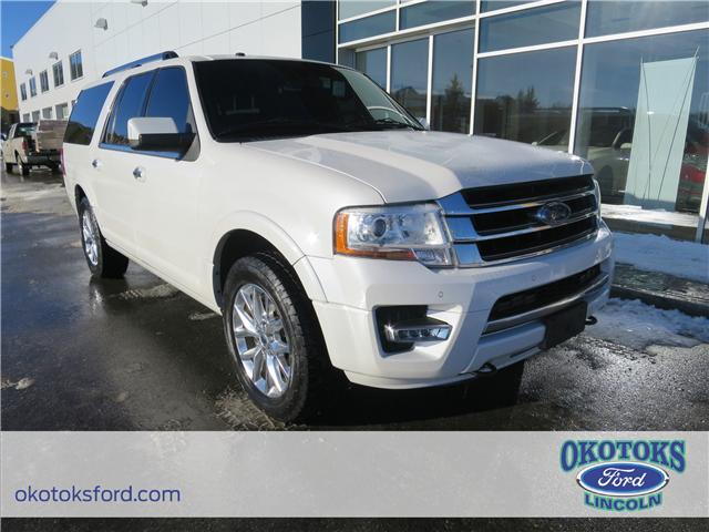 2015 Ford Expedition Max Limited (Stk: HK-1108A) in Okotoks - Image 3 of 25